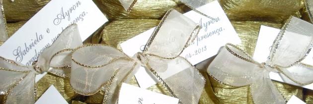 Cuidados para armazenar pão de mel como lembrança para casamento
