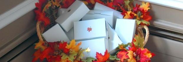 Como alinhar as embalagens da lembrancinha com a decoração do evento